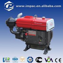 Zs1115 diesel de un cilindro motor fuera de borda