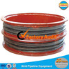 Flue air duct rubber bellows expansion joint for Scrubber and Re-heater