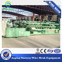 ISO AUTOMATIC CHAIN LINK FENCE MACHINE
