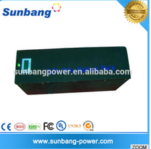 Low internal resistance and Low self-discharge 12v lifepo4 battery pack High safety 12v 100ah for Solar Street Lights