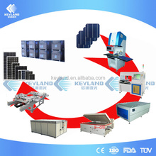 High Quality 5MW 10MW 20MW 50MW Solar Panel Making Machine For Solar Energy Plant