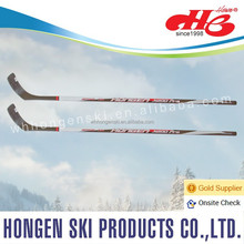 ABS shaft glassfiber blade factory made hockey sticks