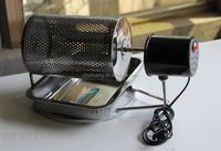 Electric 600g capacity mini coffee roaster, coffee roasting machine for home use