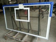 Aluminum Frame Toughened Glass Basketball Backboard