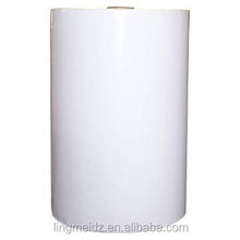 White matte/glossy polyester/PET film