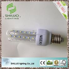 Factory price 7W white E27/B22 LED 3U energy save lighter cheap promotional led