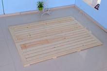 ikea modern wood kids twin bed