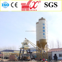 Huaxin HZS35 beton mixing plant with CE certificate