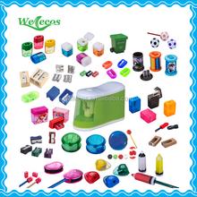 Wholesales Funny Plastic Pencil Sharpener for Kids