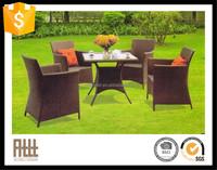New design wicker outdoor furniture brisbane sydney outdoor dining chairs AWRF5190B