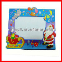 Christmas cheap photo paper frames design