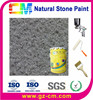 waterborne exterior building coating Natural Texture Stone Paint