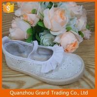 Beautiful girl dress shoes