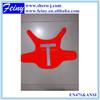 good quality 100% polyester hi vis reflective safety pet vest