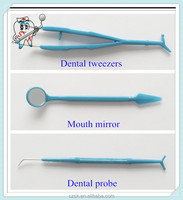 3 piece suit / Disposable dental kit(Necessary tools)