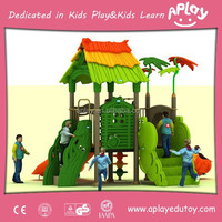 Lala Forest Series Used School Outdoor Wooden Play Sets