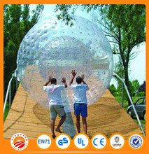 Fashionable Customized inflatable zorb ball