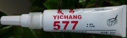 577 Thread sealant for tapered and cylindrical stainless pipe