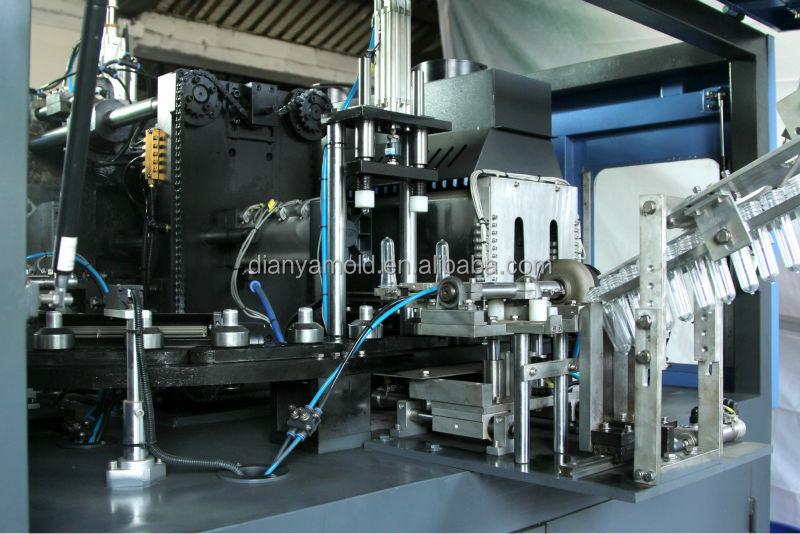 plastic bottle manufacturer machine