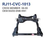 car crossmember/crossbeam for HONDA CIVIC 06 09 OEM 50200-SNB-W81