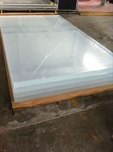 Good Weather resisting Property Acrylic Sheets Perspex glass sheets to make Acrylic Basketball Backboards for Italy