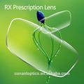 rx lente de la prescripción por expresar como fedex dhl ups tnt