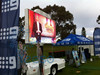 YEESO Creative Types of Advertising Boards YES-T5, Outdoor Moveable LED Screen Trailer