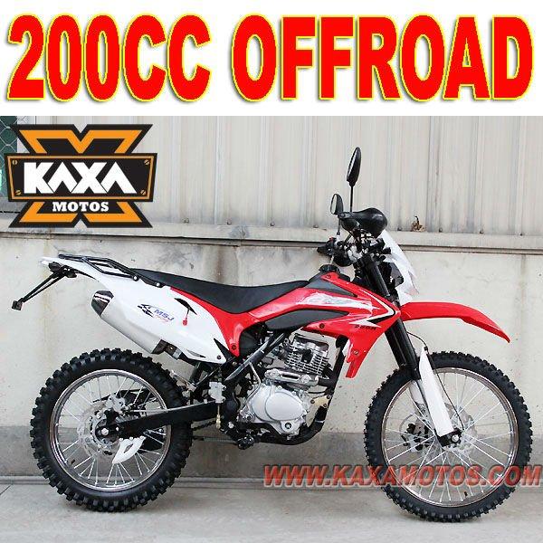 fuori strada 200cc lifan motociclo