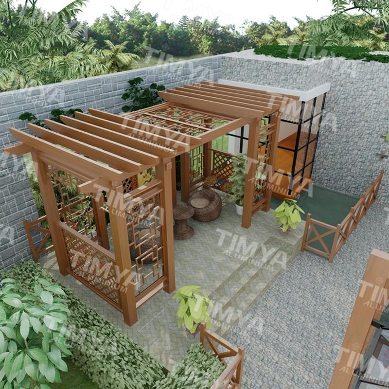 Dach Für Pergola emejing pergola mit dach gallery kosherelsalvador com