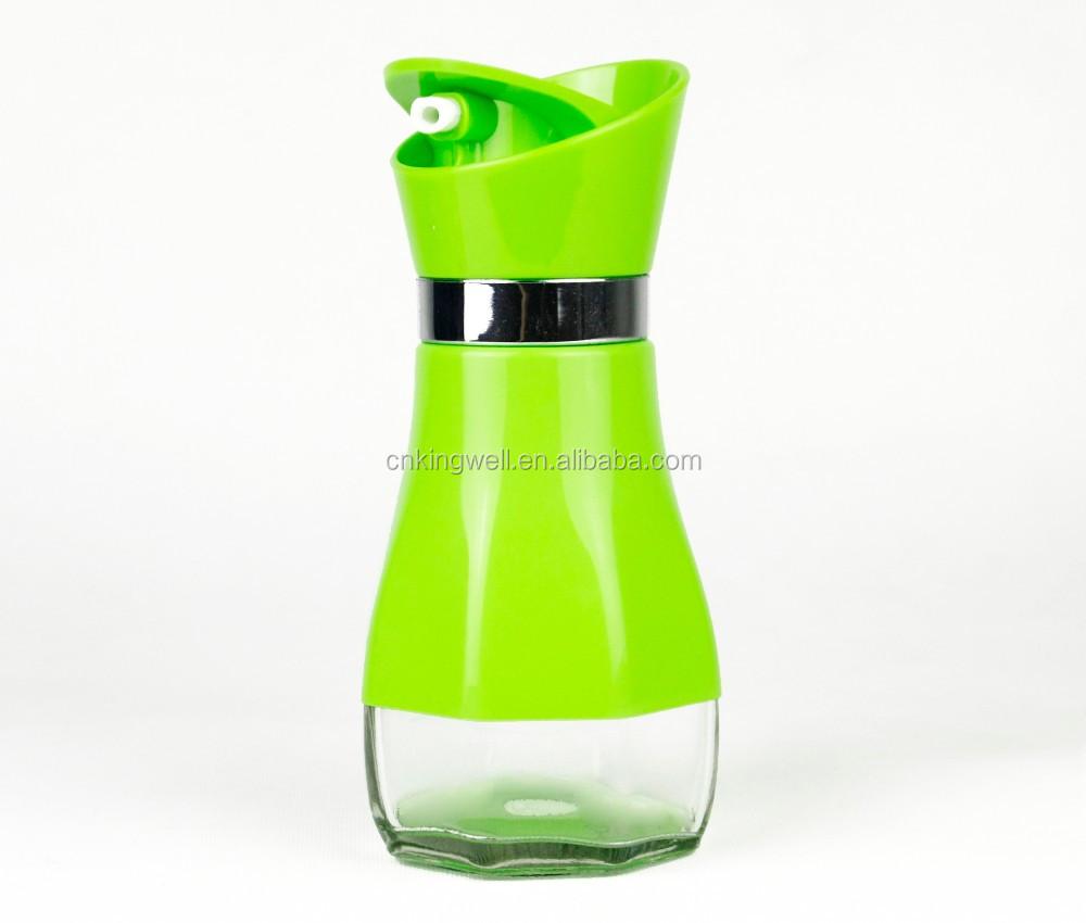 320 ml à la mode moderne cuisine en verre lampe à huile pot dhuile