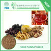 FACTORY supplier best price sour plum powder/free sample new tang juice powder