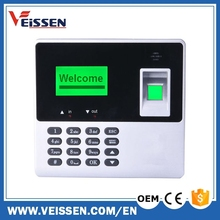 Factory price biometric fingerprint reader/time recorder different types optional