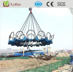 high performance, hydraullic pile breaker cutter, LYD600S, concrete pile cutter, pile diameter 500~650mm