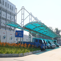 High Quality 100%Bayer polycarbonate hollow sheet plastic sun gazebo replacement canopy tent used canopies for sale