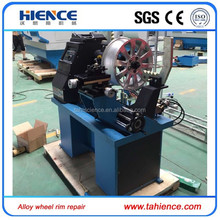 High quality alloy wheel RIM STRAIGHTENING MACHINE china