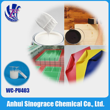 raw material polyester resin WC-PU4035R