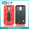 wholesale alibaba kickstand phone!!TOP SELL 2 in 1 PC silicon cover case for samsung S5
