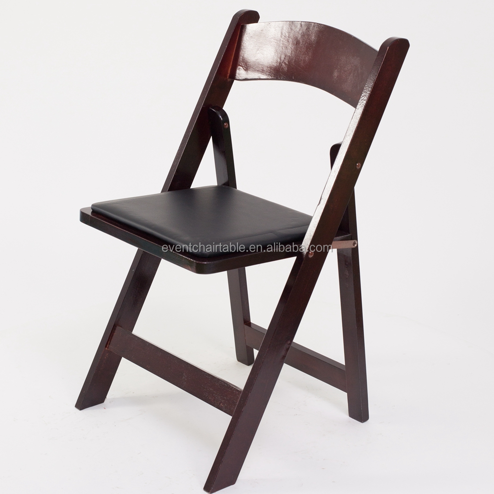 Cheap Used Mahogany Color Folding Chair Buy Folding Chair Folding Chair Fol