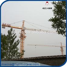 Equipos de construcción grue qtz40 grúa torre para construcción de trabajo