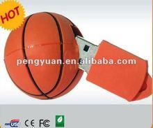 basket ball usb flash drive/ ball usb flash stick