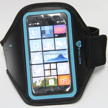 2015 china wholesale neoprene mobile phone sport armband cases