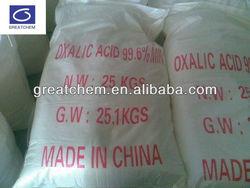 Oxalic Acid 99.6%min(H.S Code 29171110)