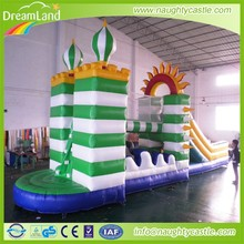 Giant inflatable slide for kids,fun toys inflatable slide