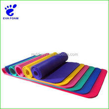 Economic stylish eva children sleeping mat foam container