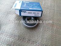 17x47x14 mm ball bearing for ceiling fan 6303