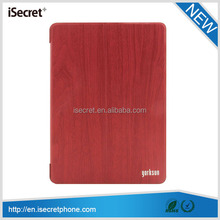 ultra thin smooth surface light weight tablet case for ipad air /air 2