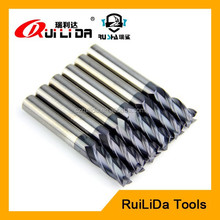 [Manufacturers selling tungsten steel milling cutter ] CarbideAluminum end mill Cutters