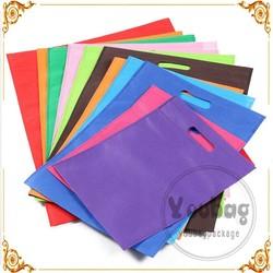 Biodegradable nonwoven bag, shopping non woven bag
