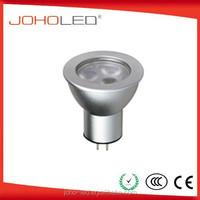 Waterproof g4 le lamp 3w 12 volt MR11 led light bulb