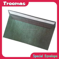 Best selling iridescent paper envelope(XM)